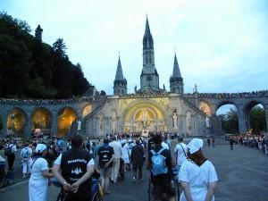 La Procession Mariale